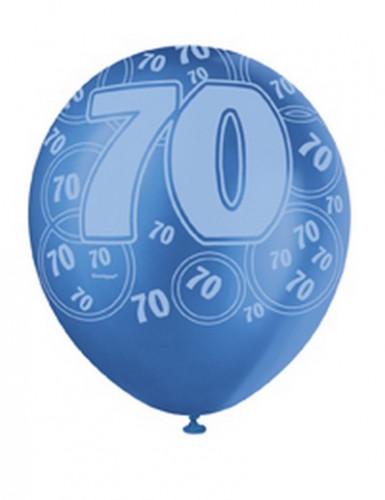 6 Luftballons - 70 Jahre-1