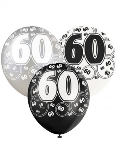 Grauen Ballon für den 60. Geburtstag!