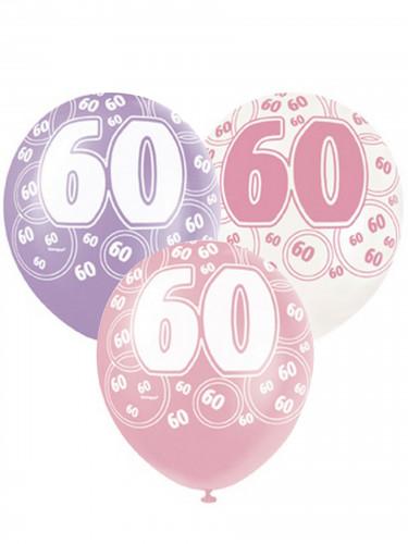 Luftballon-Set 60 Jahre