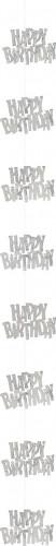 Hängedeko - Happy Birthday