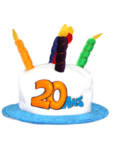 Hut 20 Jahre für Erwachsene