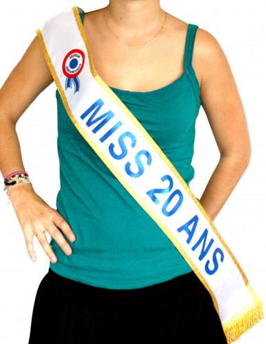Schal Miss 20 Ans