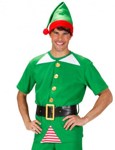 Weihnachtswichtel-Kostüm für Erwachsene
