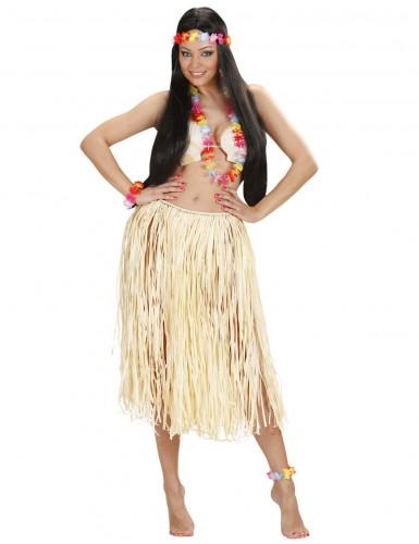 Buntes Hawaii-Set für Erwachsene