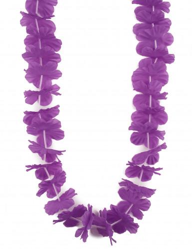 Lila Hawaii-Kette