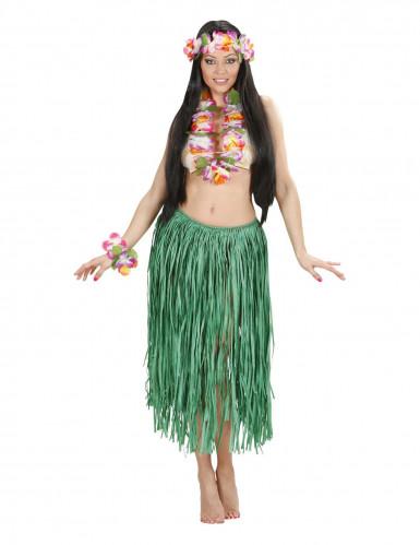 Hawaii-Blumen-Set für Erwachsene