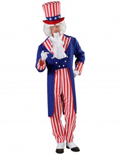 Amerikanische Figur Kostüm für Herren