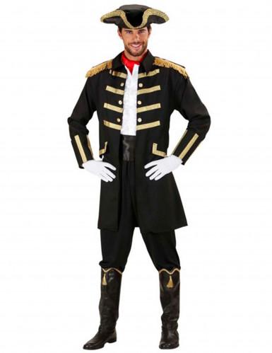 Piratenkapitän-Kostüm für Herren