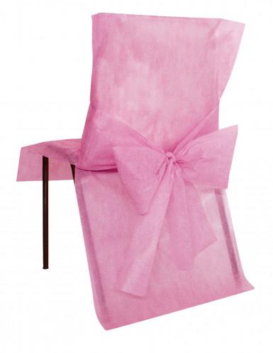 10 rosa stuhl hussen partydeko und g nstige faschingskost me vegaoo. Black Bedroom Furniture Sets. Home Design Ideas
