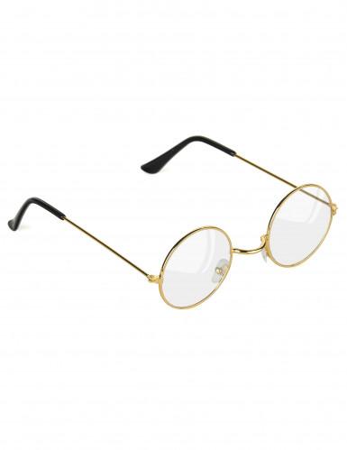 Weihnachtsmann-Brille für Erwachsene