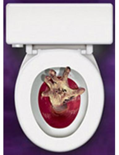 Zombiehand-Aufkleber für WC-Sitze-1