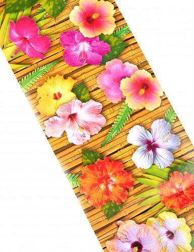 Tischläufer Hawaiianische Hibiskusblüten-1