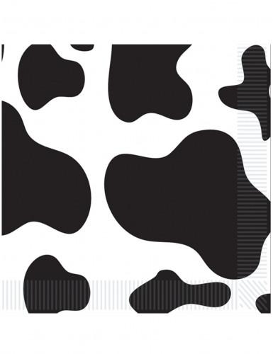 Kuhprint-Servietten 33 cm x 33 cm