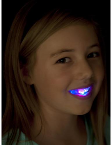 Gebiss mit LED-Beleuchtung