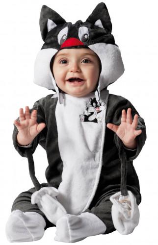 Looney Tunes™ Sylvester™-Kostüm für Babys