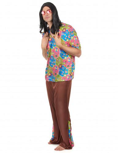 Hippie-Kostüm für Herren-1