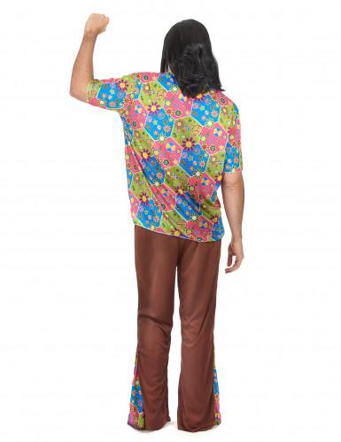 Hippie-Kostüm für Herren-2