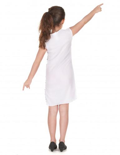 Disco Pailletten-Kostüm für Mädchen-2