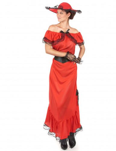 Scarlett-Kostüm für Damen