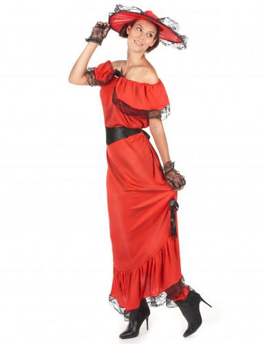 Scarlett-Kostüm für Damen-2