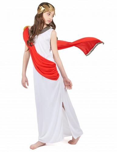 Römisches Göttinnen-Kostüm für Mädchen-1