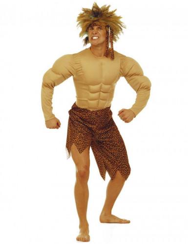 Dschungel-Mensch - Kostüm für Herren