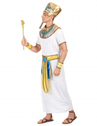 Pharaonen-Paarkostüm für Vater und Sohn-1