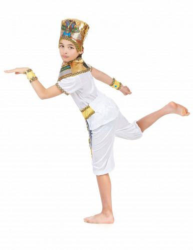 Pharaonen-Paarkostüm für Vater und Sohn-2