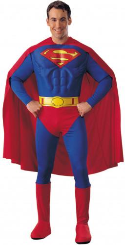 Superman™-Paarkostüm für Vater und Sohn-2