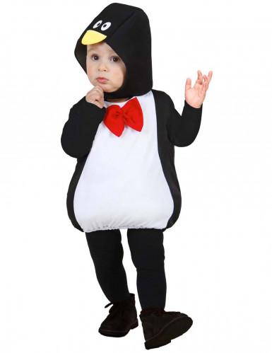 Pinguin-Kostüm für Babys bunt-1