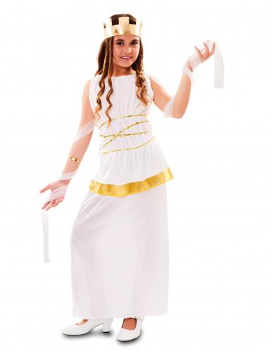 Griechisches Göttinnen-Kostüm für Mädchen