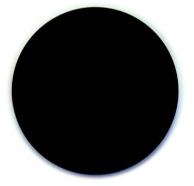 Schwarze Gesichts- und Körperschminke von Grim'tout 20ml