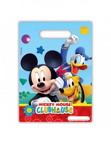 6 Geschenketüten Micky Maus™