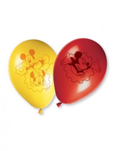 8 Micky Maus™ Luftballons