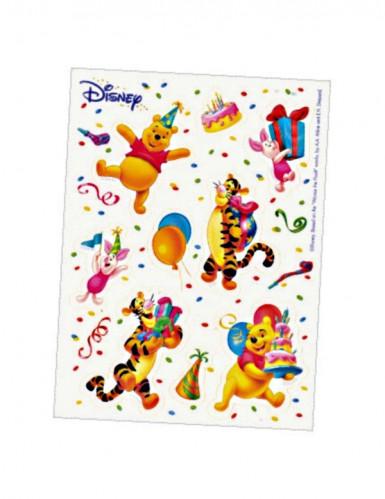 6 Winny Puuh™ Stickers