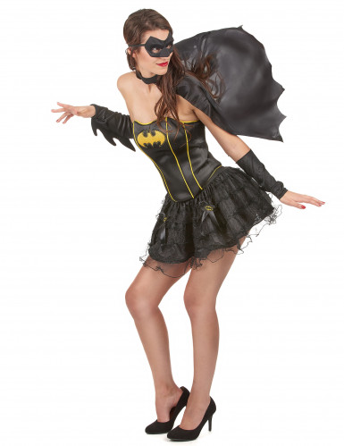 Heißes Batgirl™-Kostüm für Damen-1