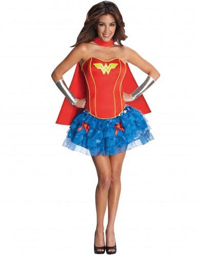 Heißes Wonder Woman™-Kostüm für Damen