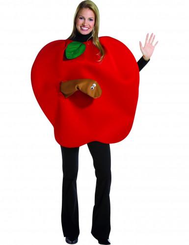 Apfel-Kostüm für Erwachsene
