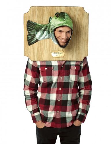 Fisch-Trophäe - Kostüm für Erwachsene