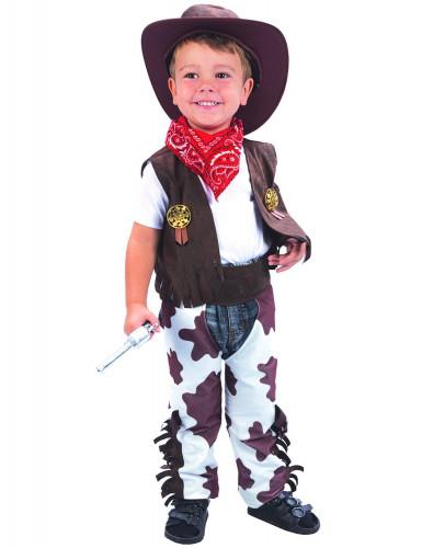 Schickes Cowboy-Kostüm für Jungen
