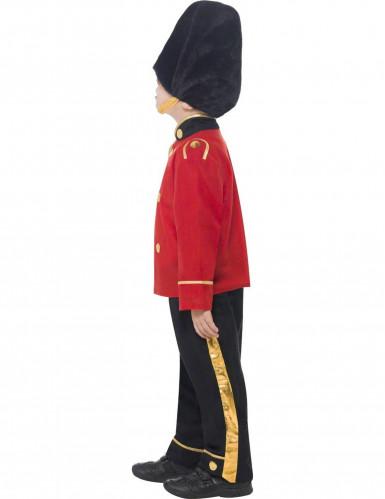Englischer Wachmann - Kostüm für Kinder-1
