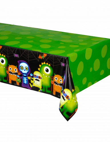 Monster Tischdecke - Halloween