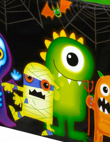 Monster Tischdecke - Halloween-1