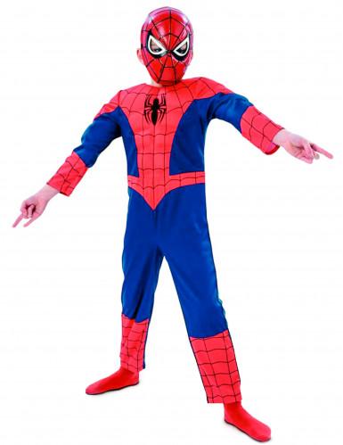 Ultimate Spiderman™ 3D-Kostüm für Jungen