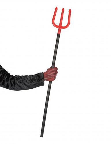 Rote Teufels-Gabel 110 cm-1