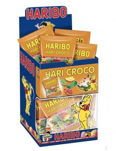 Mini Tüte Bonbons - Haribo Croco