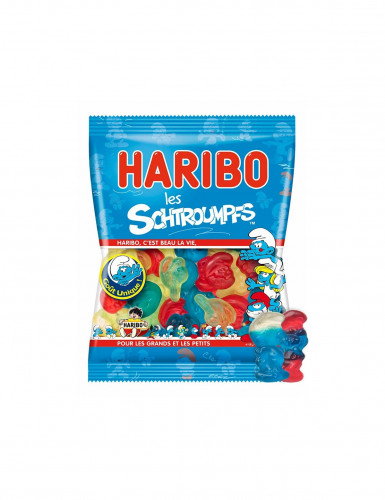 Mini Bonbontüten Schlümpfe von Haribo-1
