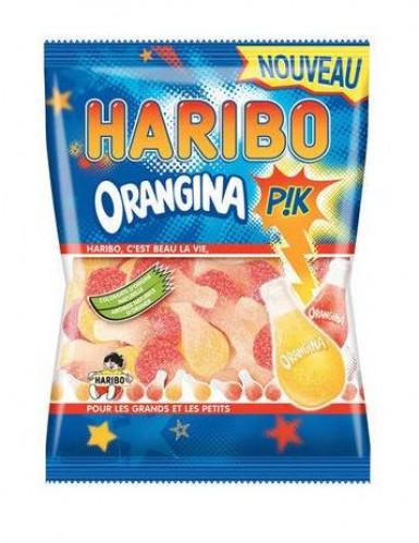 Tüte Bonbons - Haribo Orangina Pik