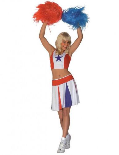Cheerleader Kostüm für Frauen - USA
