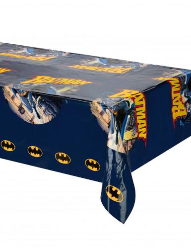 batman tischdecke aus plastik 180 x 130 cm partydeko und g nstige faschingskost me vegaoo. Black Bedroom Furniture Sets. Home Design Ideas